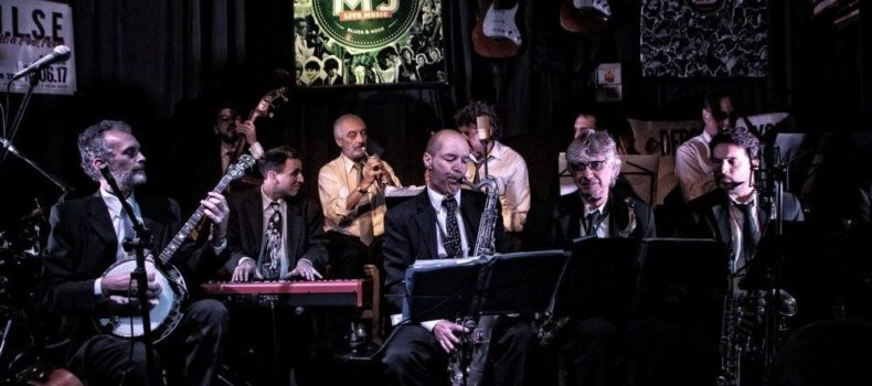 La Antigua Jazz Band