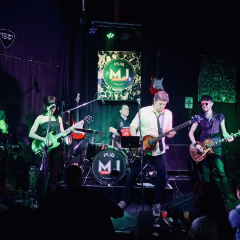 Nube 9/Tributo a Beatles