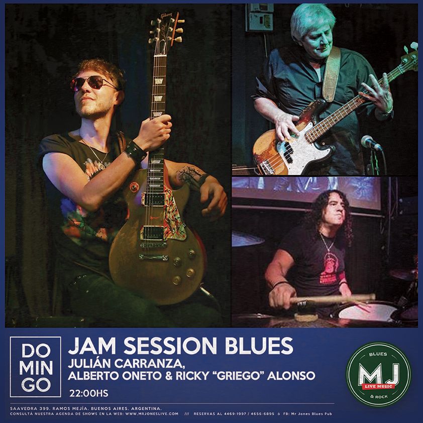 Jam Session Rock & Blues