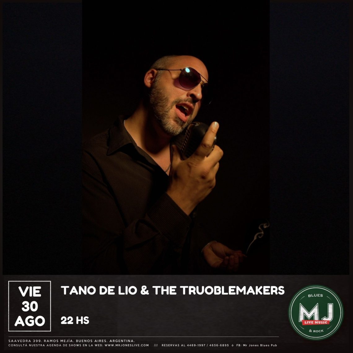 Tano De Lio & The Troublemakers