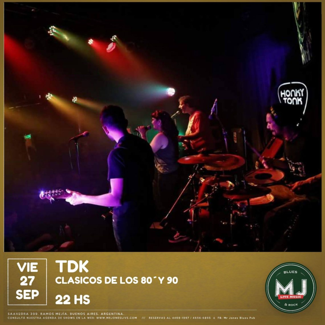 TDK Covers Band