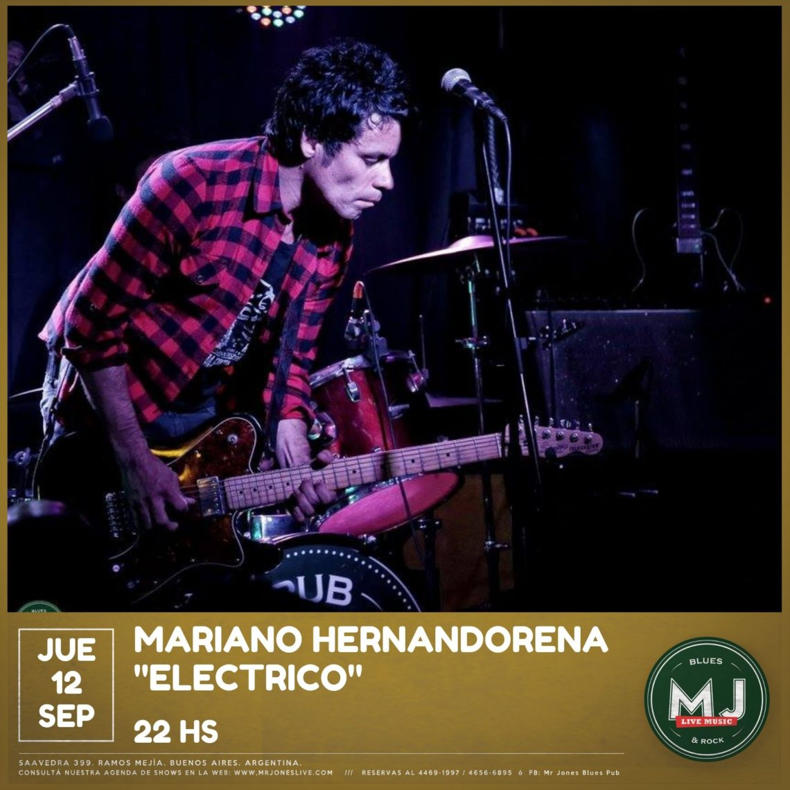Mariano Hernandorena & Power Band