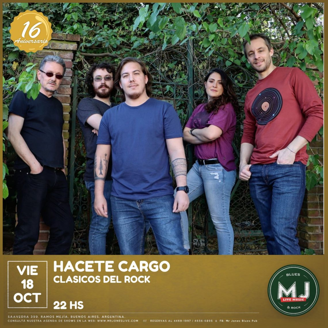 HACETE CARGO [COVERS]