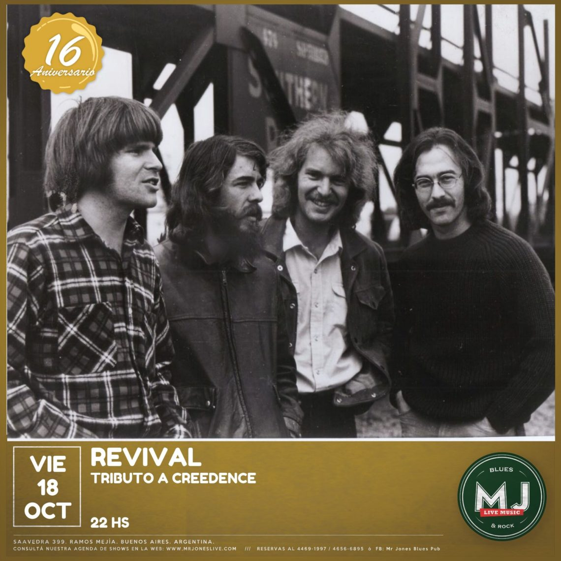 Revival Band/Creedence