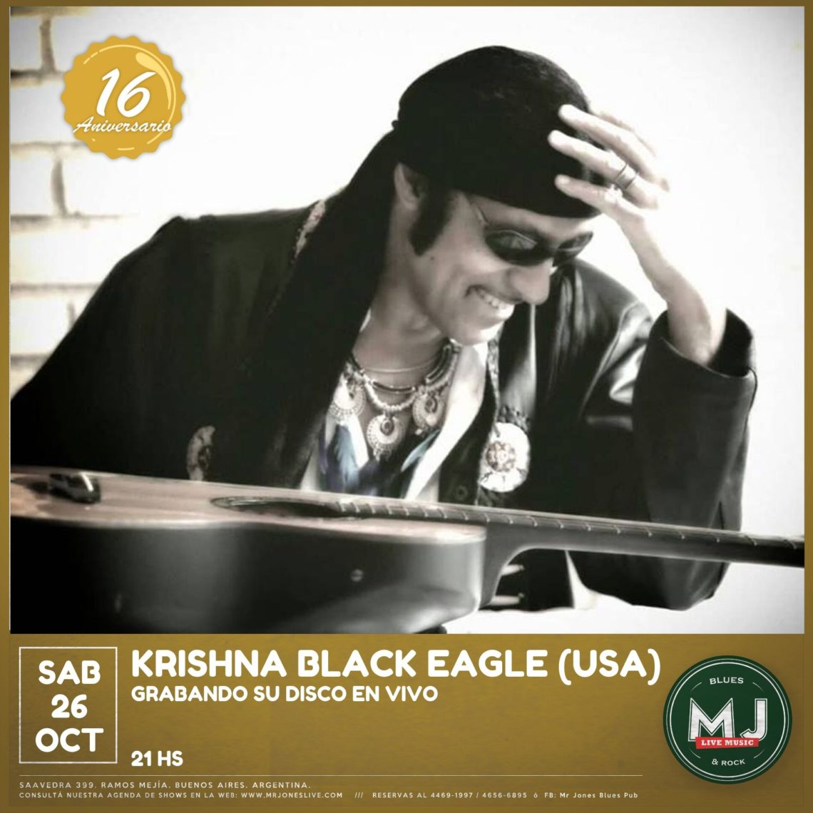 KRISHNA BLACK EAGLE